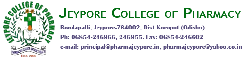 Jeypore College of Pharmacy
